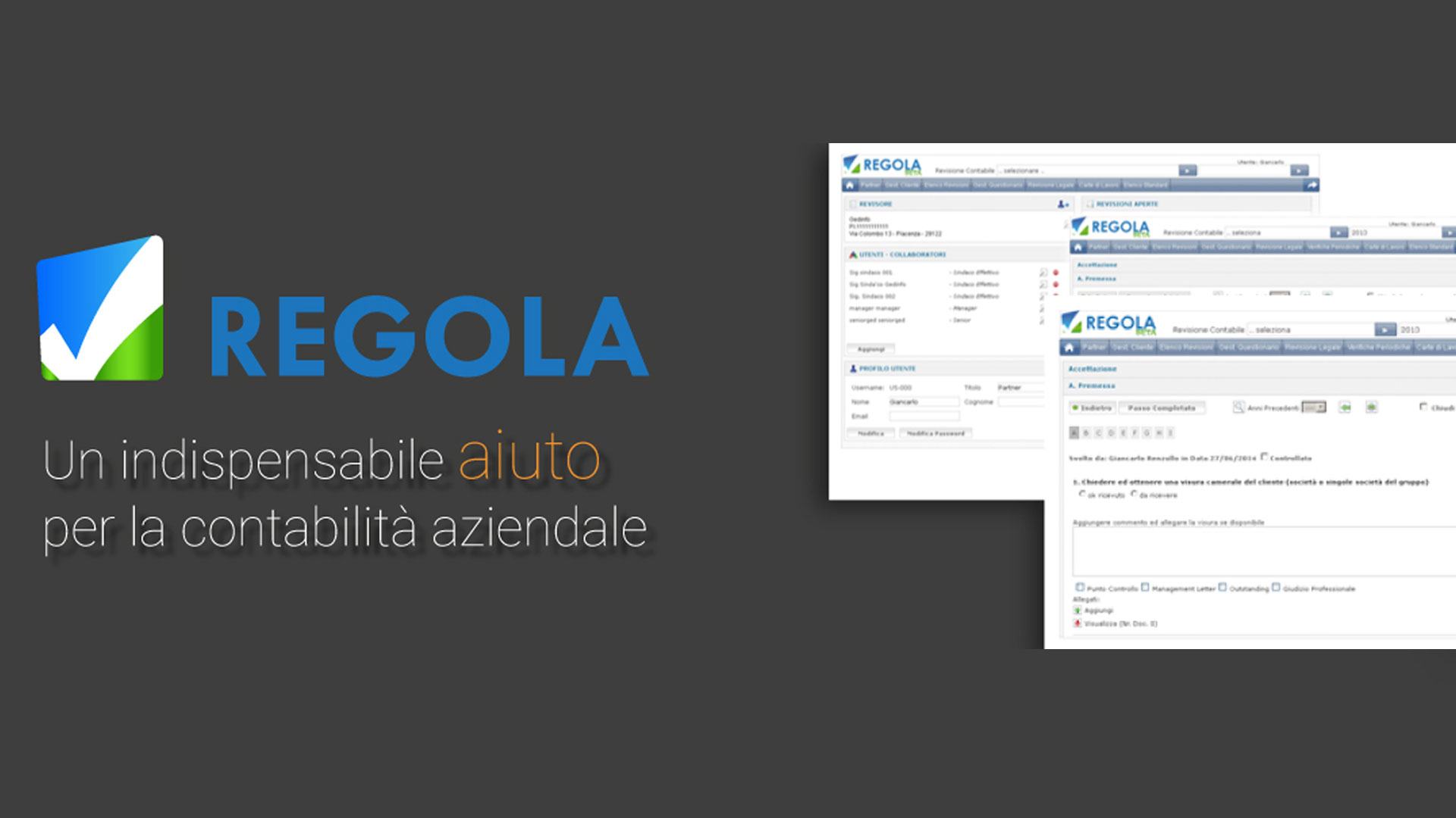 Software Regola