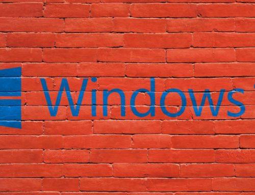 A Febbraio passa a Windows 10